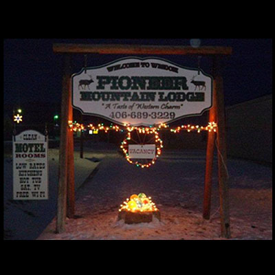 Pioneer Mountain Lodge